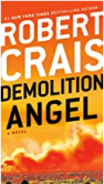 Cover for Demolition Angel, by Robert Crais