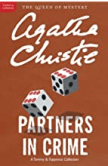 Cover for Partners in Crime, by Agatha Christie