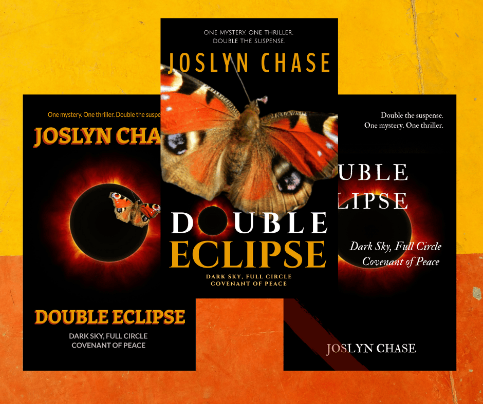 Readers help choose the new Double Eclipse cover