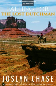 Falling for The Lost Dutchman, exciting new book on Kindle Vella! #legend #superstition #mystery