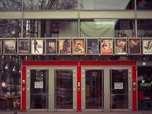 Cinema doors