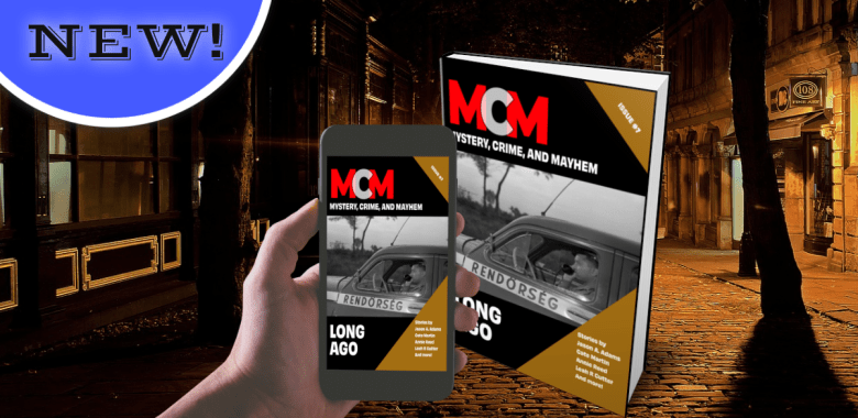 MCM new release, Long Ago. Your invitation to go back in crime. #mystery #historical #reader