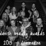 DANISH BEAUTY AWARDS 2013 – DE NOMINEREDE…
