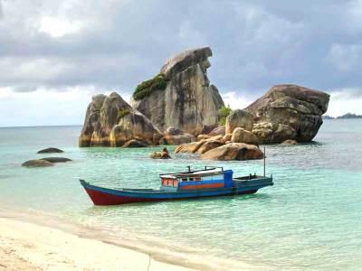 Island Hopping di 4 Pulau Cantik Belitung – JoSS.co.id