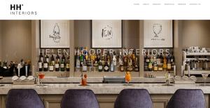 Helen Hooper Interiors Website