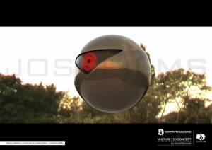 DestroyMadrid Shortfilm JosebaAlfaro Jossfilms Concept Buitre 09