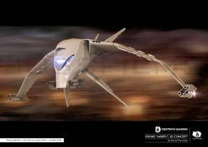DestroyMadrid Shortfilm JosebaAlfaro Jossfilms Concept Drone 09