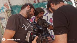 DestroyMadrid Shortfilm JosebaAlfaro Jossfilms Shooting Day3 010