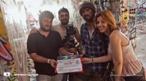 DestroyMadrid Shortfilm JosebaAlfaro Jossfilms Shooting Day3 013