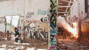 DestroyMadrid Shortfilm JosebaAlfaro Jossfilms Shooting Day4 019