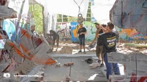 DestroyMadrid Shortfilm JosebaAlfaro Jossfilms Shooting Day4 021