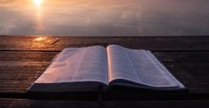 Toda la Biblia resumida en 12 versículos