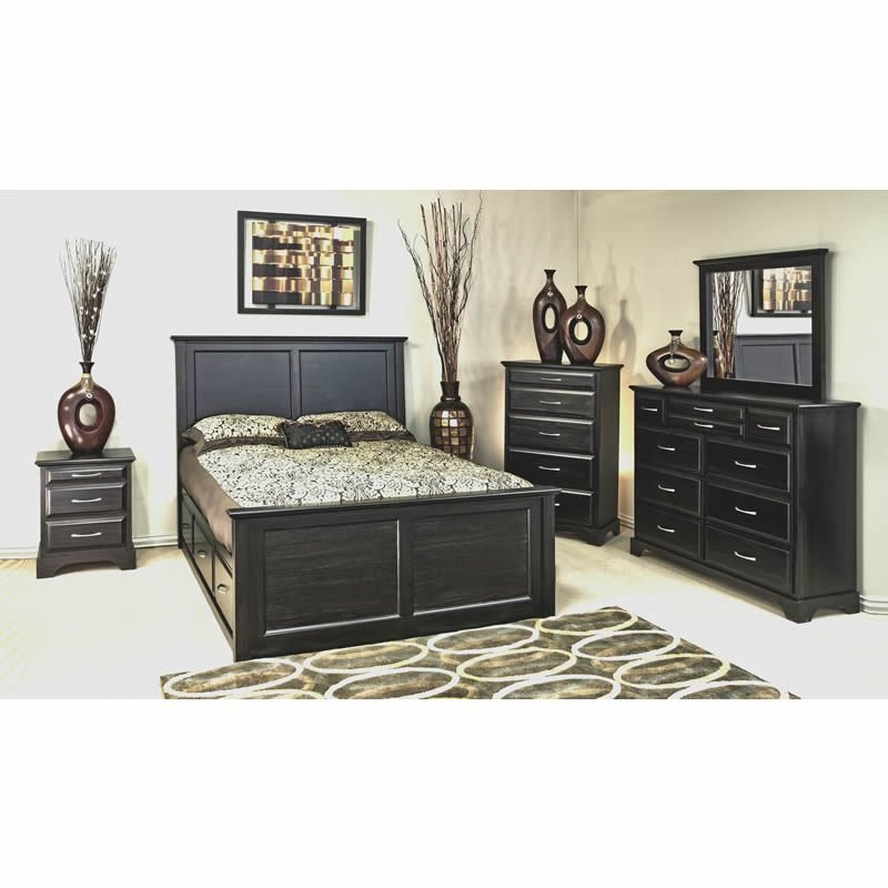 Best Bedroom Sets Symphony 2900 St 6 Pc Queen Bedroom Set At With Pictures