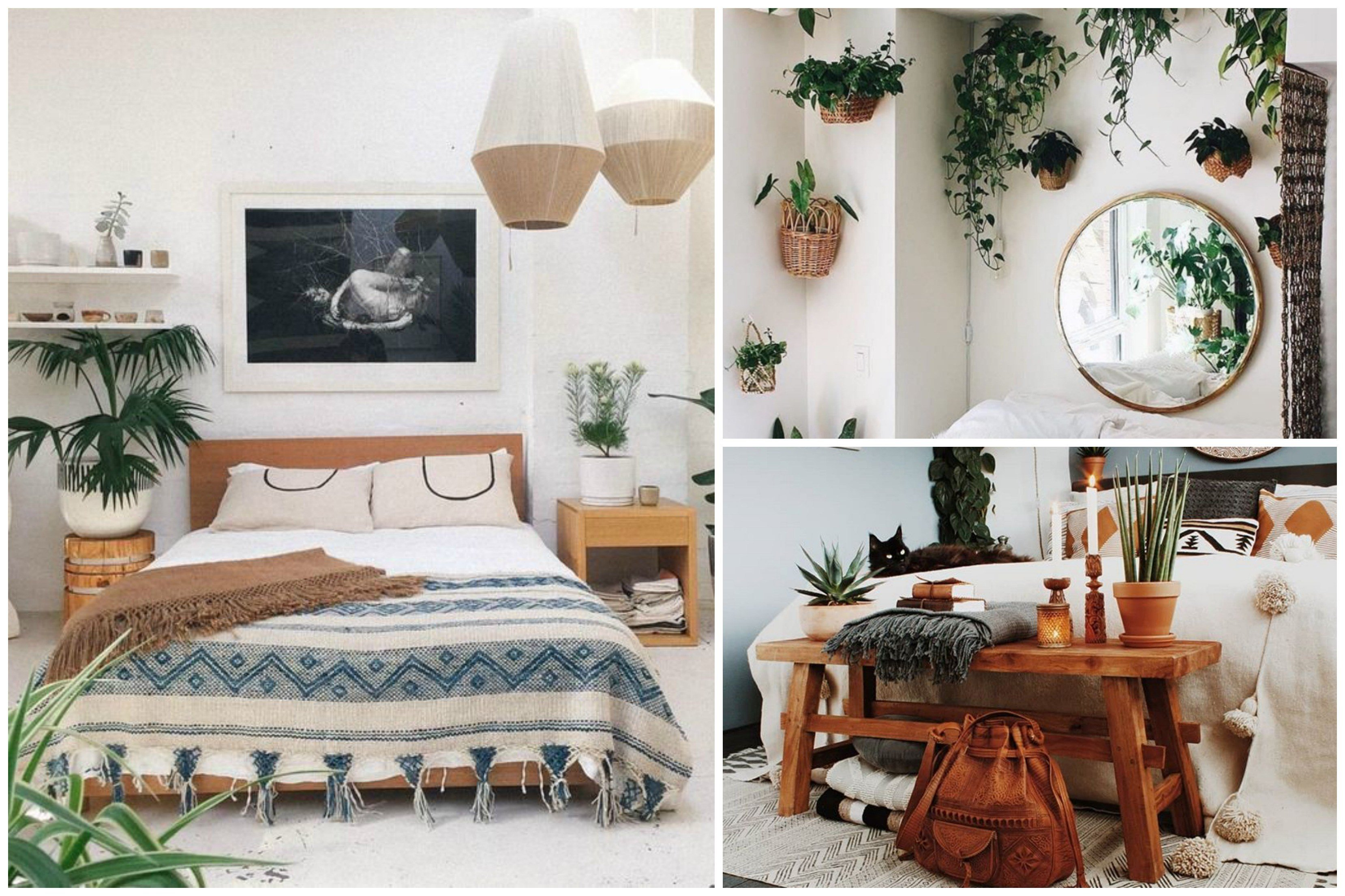 Best 11 Boho Bedroom Ideas To Decorate Your Boho Chic Room With Pictures