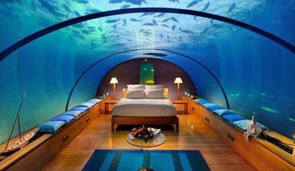Best Underwater Hotels That Will Crave You To Visit There At With Pictures