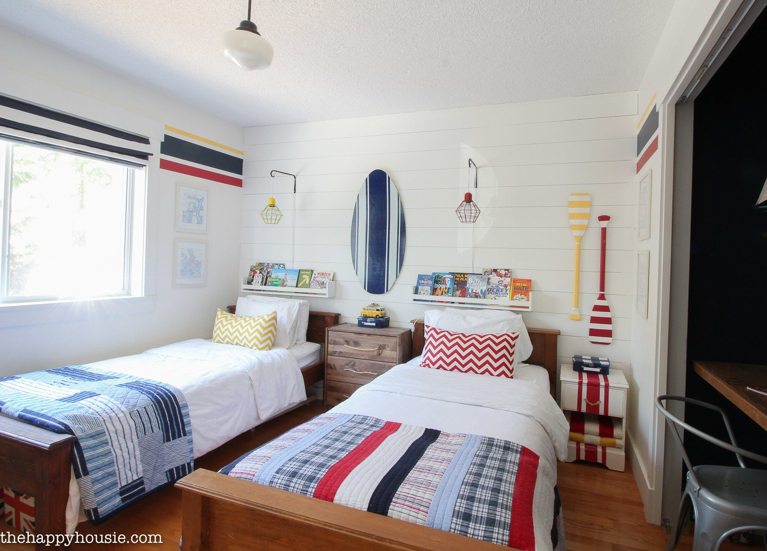 Best How To Completely Organize Kid S Bedrooms The Happy Housie With Pictures