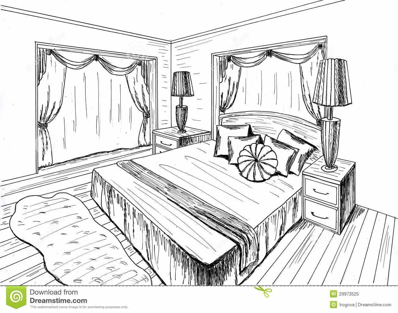 Best Graphical Sketch Stock Illustration Illustration Of Draft With Pictures