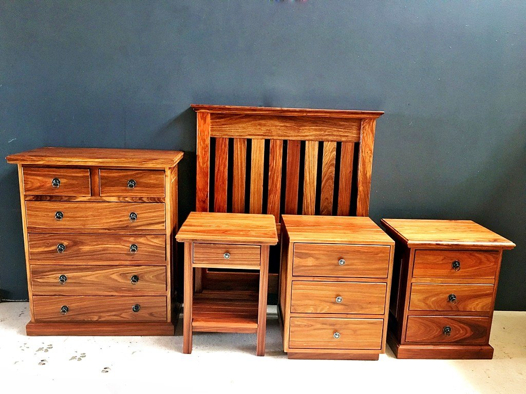 Best Bedroom In Kiaat Vryheid Country Furniture With Pictures