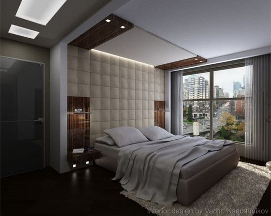 Best Fabric Accent Wall Bedroom Design Ideas For A Wall With Pictures