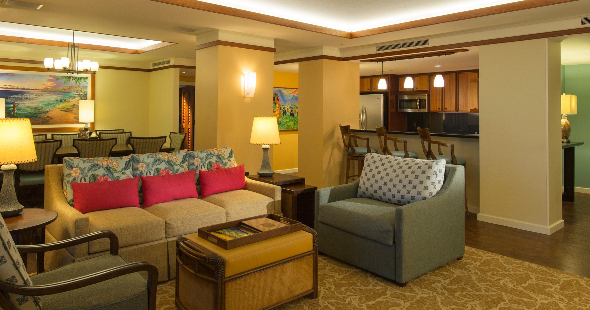 Best Three Bedroom Grand Villa Aulani Hawaii Resort Spa With Pictures