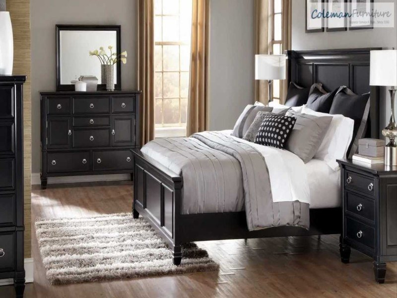 Best Ashley Greensburg Bedroom Set E Creative With Pictures