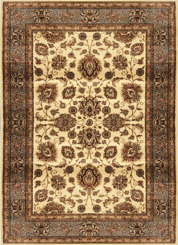 Best Traditional Ivory Floral Area Rug Home Decor Rug Cheap With Pictures