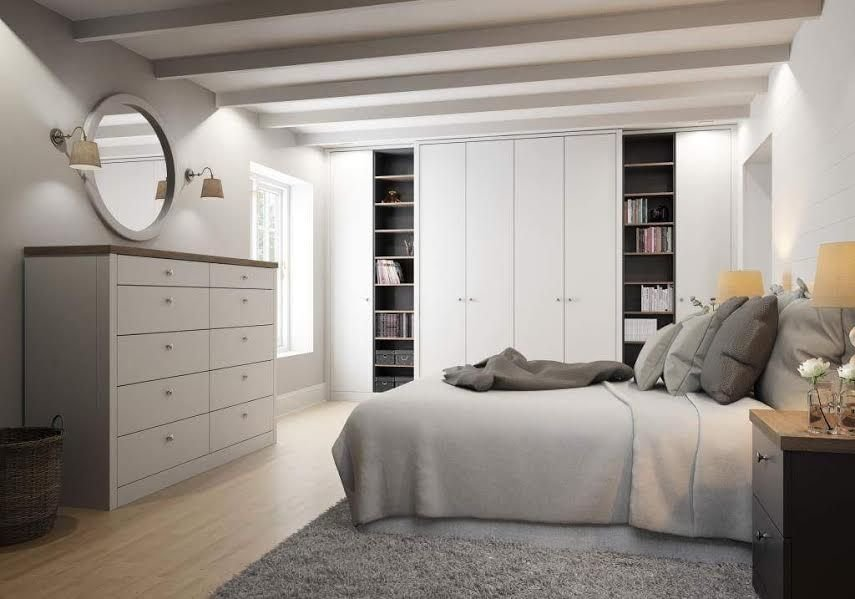 Best Fitted Bedroom Wardrobes Uk Endorse Stunning Smart Storage With Pictures