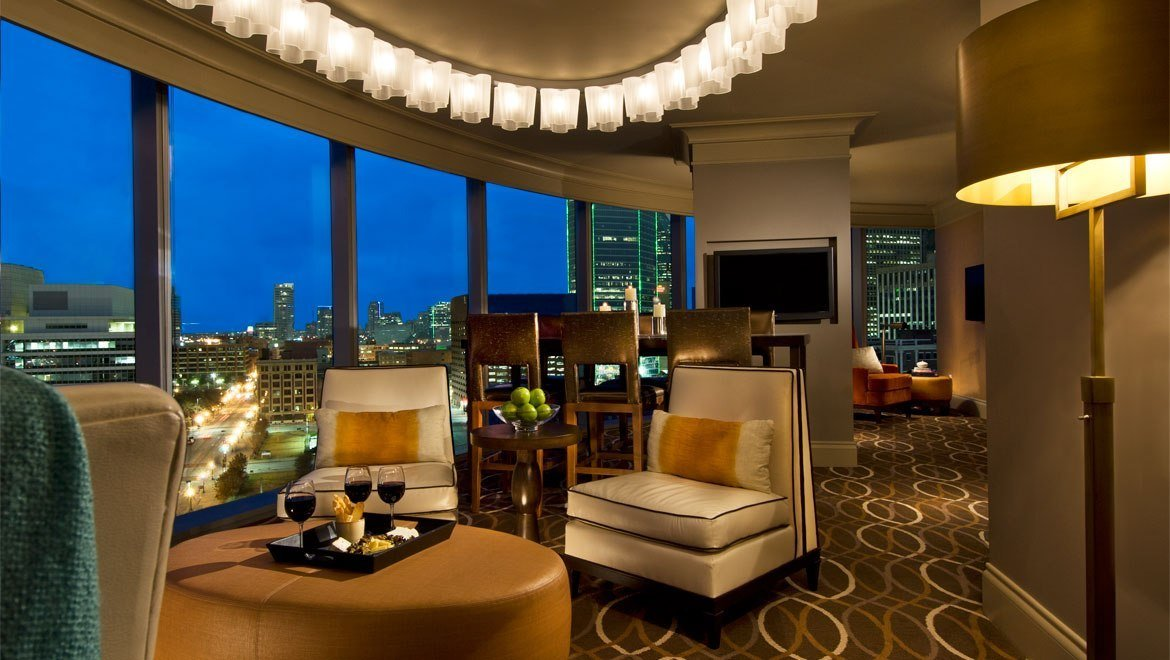 Best Hotel Suites In Dallas Tx Guest Rooms Omni Dallas Hotel With Pictures