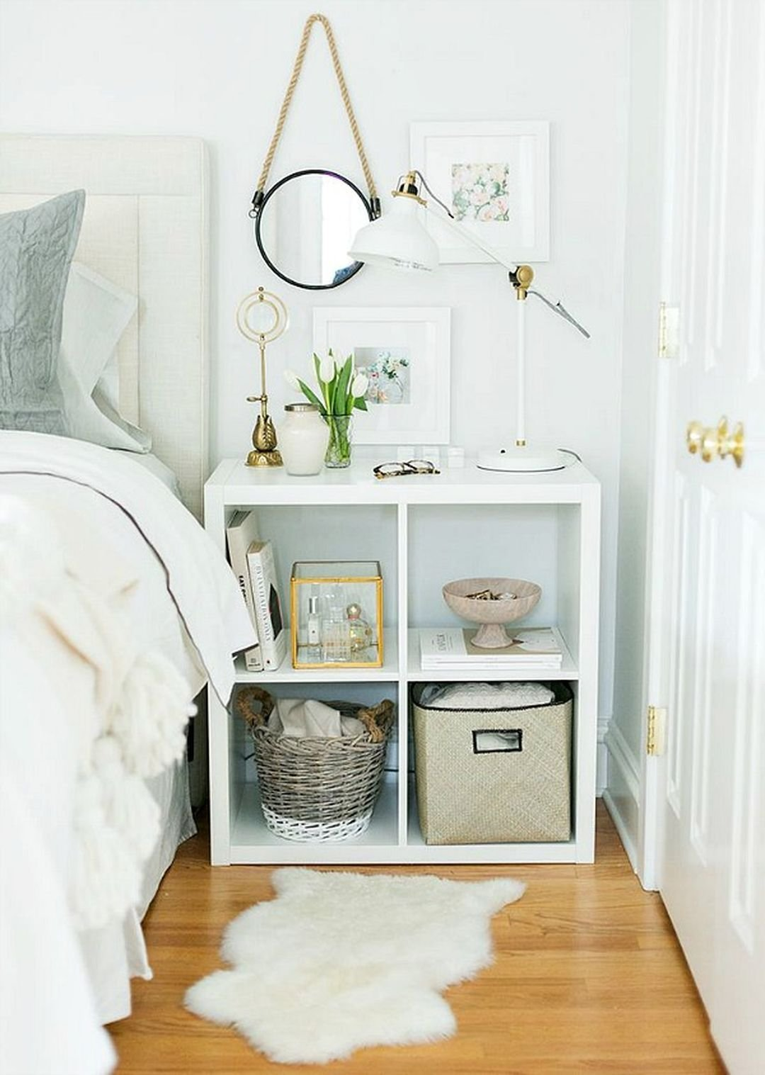 Best Easy Diy Bedroom Storage For Small Space 15 Onechitecture With Pictures