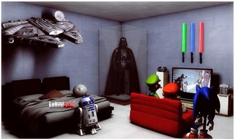 Best Star Wars Bedroom By Luiggi Marchetti Photoshop Creative With Pictures