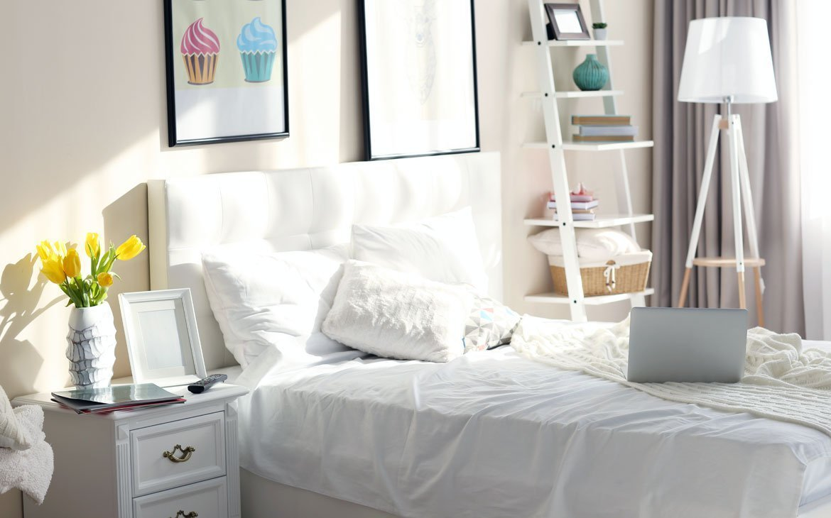 Best How To Create A Calm Clutter Free Bedroom With Pictures