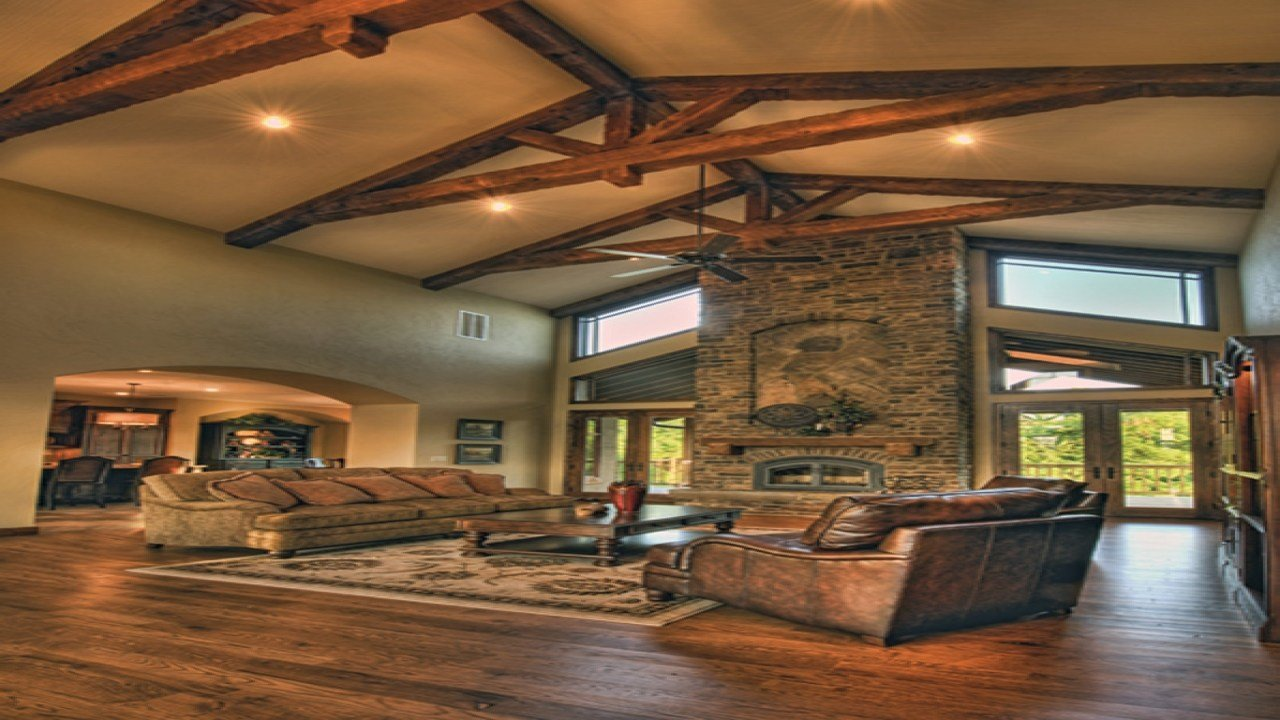 Best Cozy Dining Room Great Rooms With Vaulted Ceilings Stone With Pictures