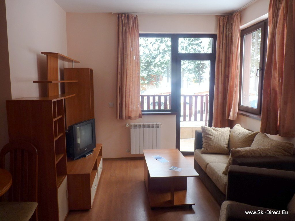 Best One Bedroom Apartment For Rent Borovets Pic 3 Ski School With Pictures Original 1024 x 768