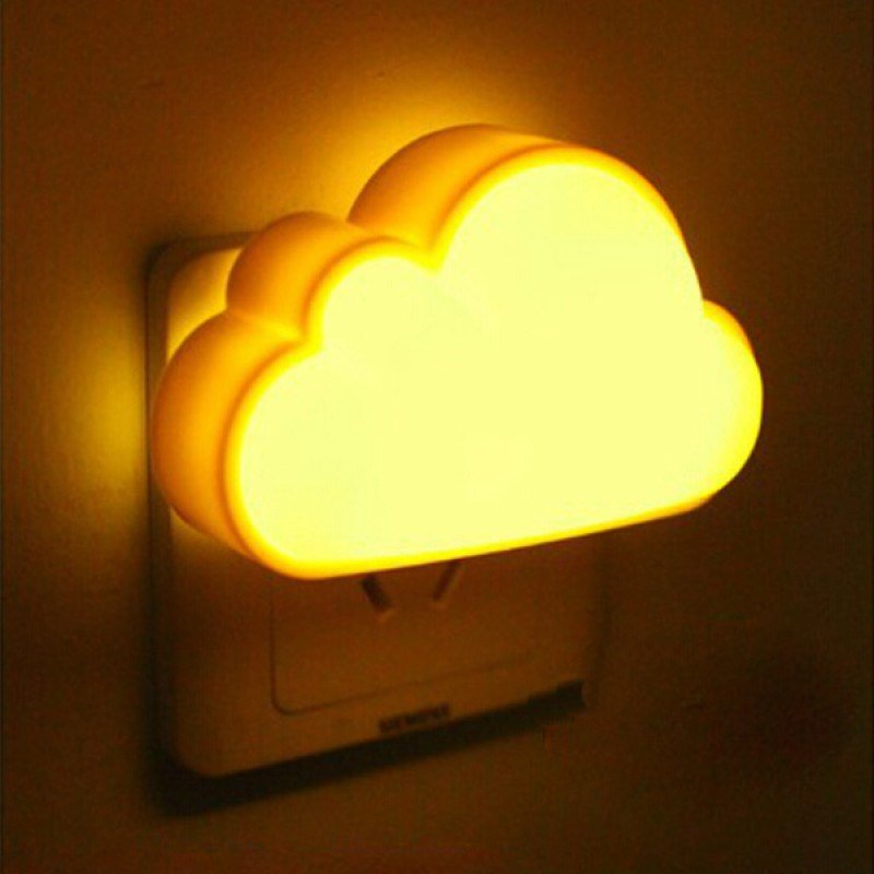 Best Buy Creative Decoration Cloud Led Night Light Bedroom With Pictures