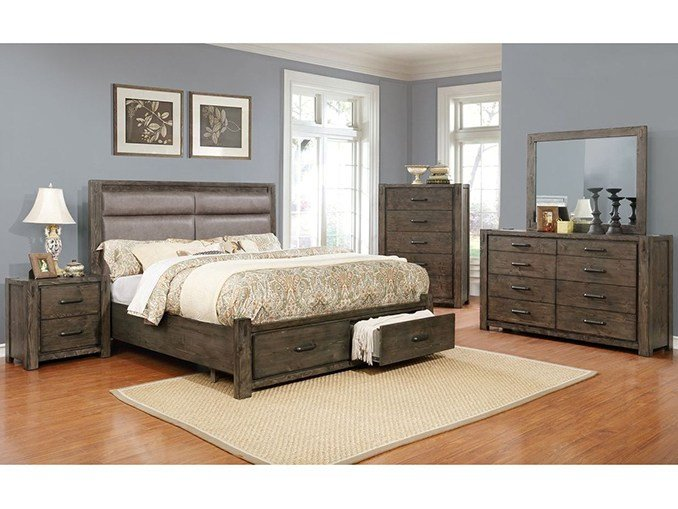 Best Macy Bedroom Collection Dresser And Mirror Bailey S With Pictures