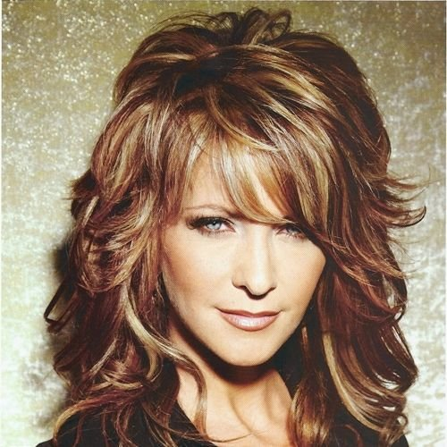 Free 83 Latest Layered Hairstyles For Short Medium And Long Hair Wallpaper