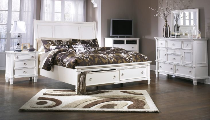 Best Ashley Prentice Bedroom Set By Bedroom Furniture Discounts Com With Pictures