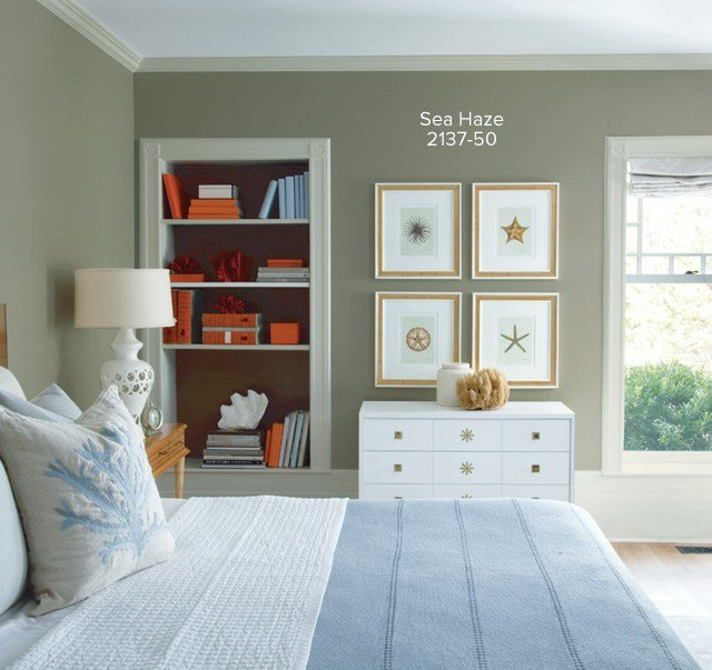 Best Sea Haze Benjamin Moore Colour Schemes Bindu Bhatia Astrology With Pictures