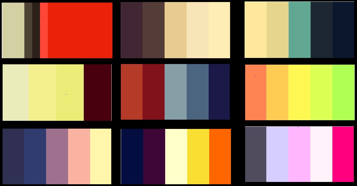 Best 18 Top Photos Ideas For B Q Paint Colour Charts Lentine With Pictures