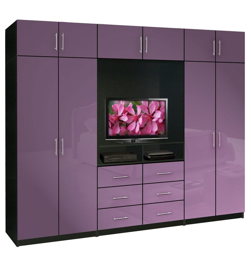 Best Aventa Tv Wardrobe Wall Unit X Tall Bedroom Tv Furniture With Pictures