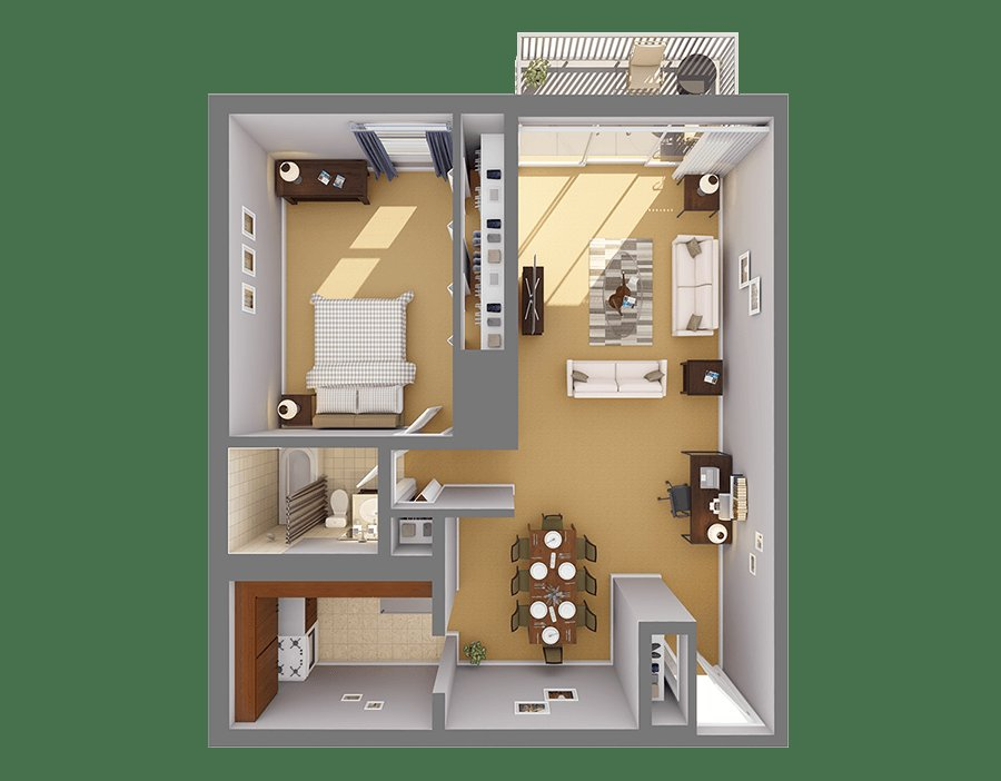 Best One Bedroom Apartments Rockville Md The Montrose With Pictures