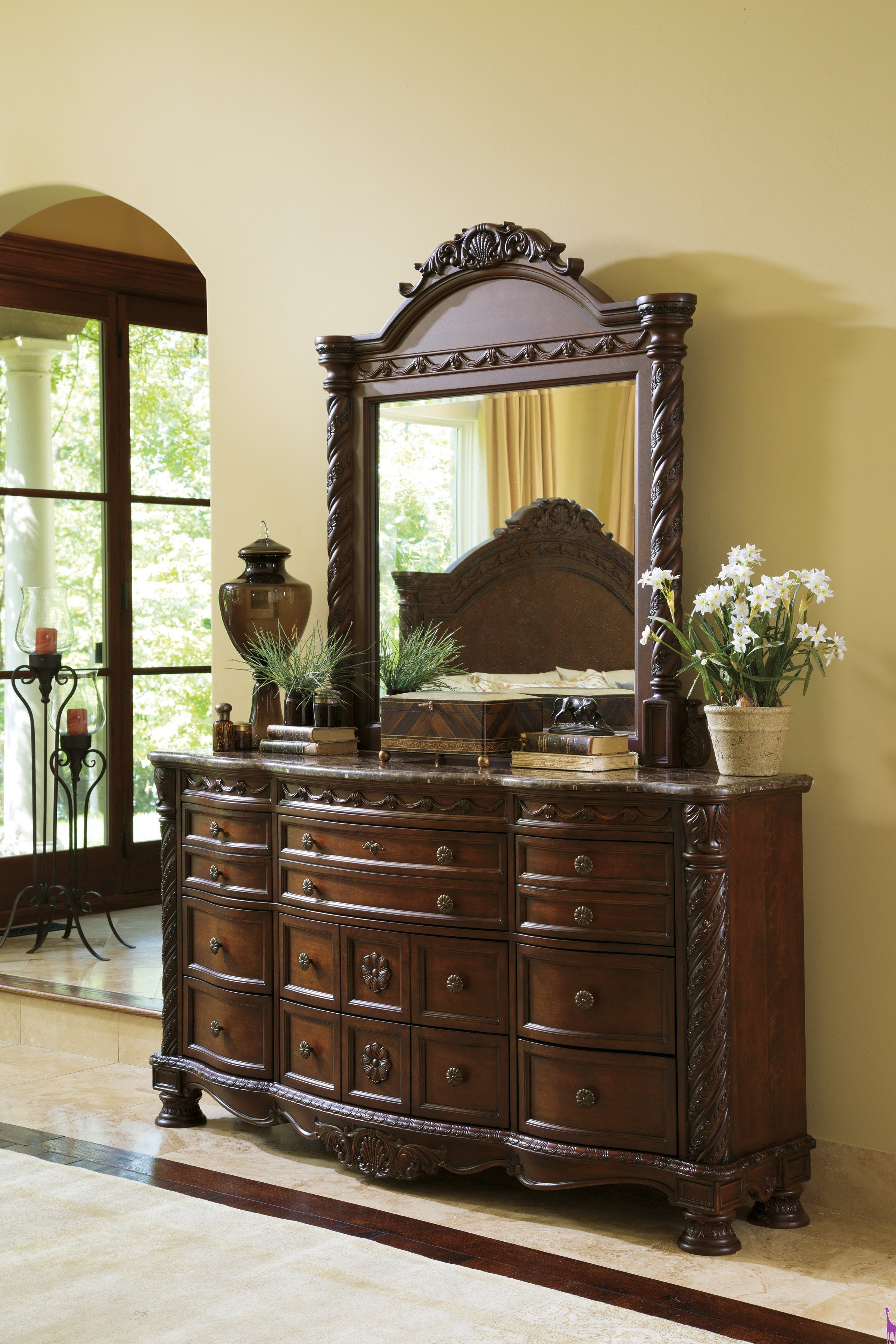Best Sale Deal B553 Bedroom Set North Shore With Pictures