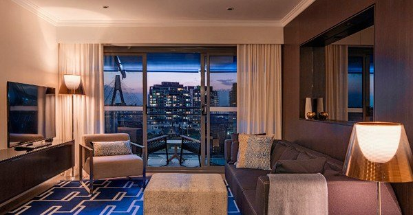 Best 2 Bedroom Suite Pyrmont City View The Star With Pictures