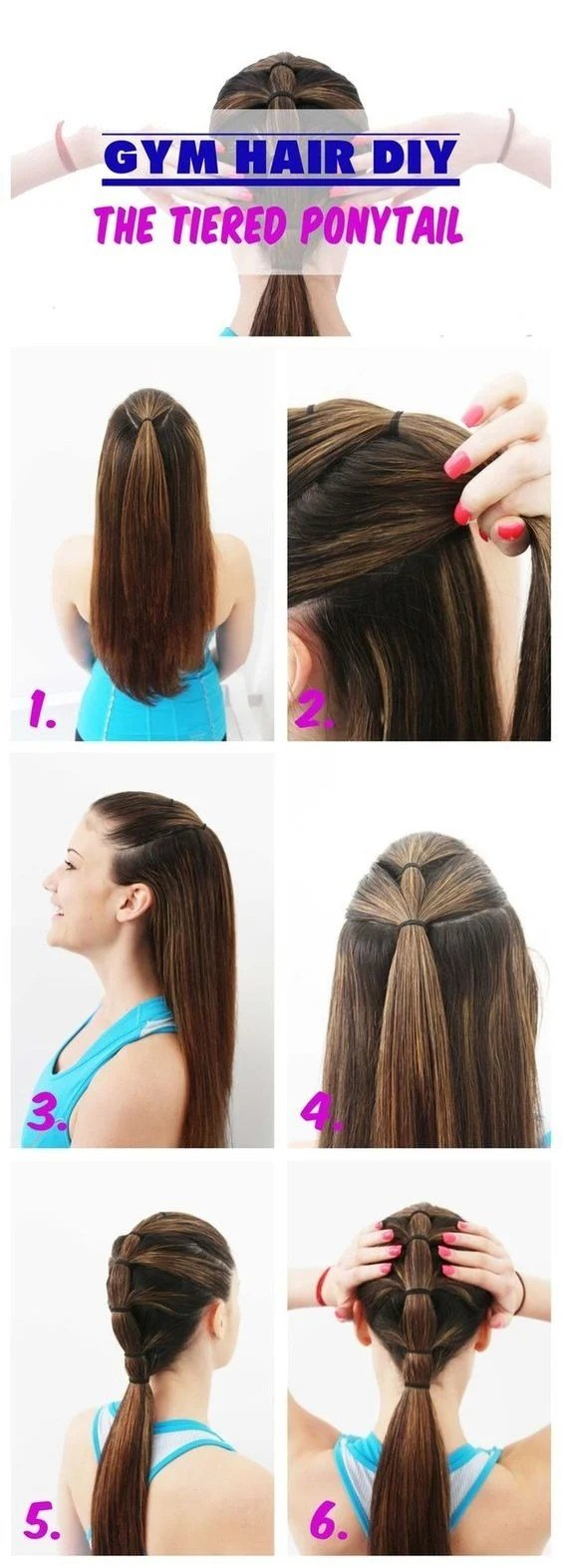 Free 22 Quick And Easy Back To School Hairstyle Tutorials Wallpaper