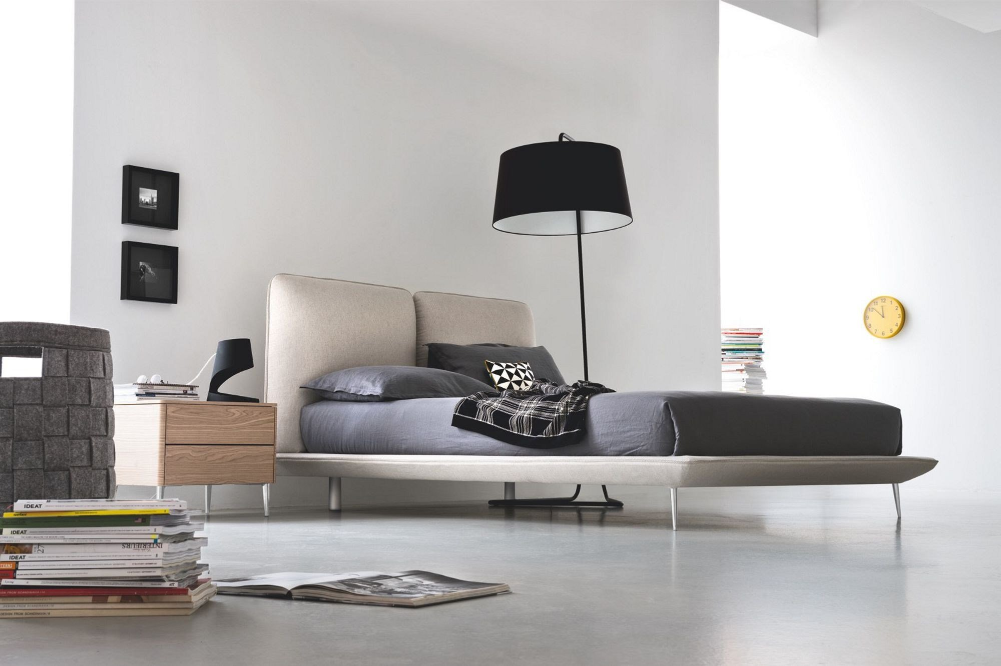 Best Sextans Modern Floor Lamp Calligaris With Pictures