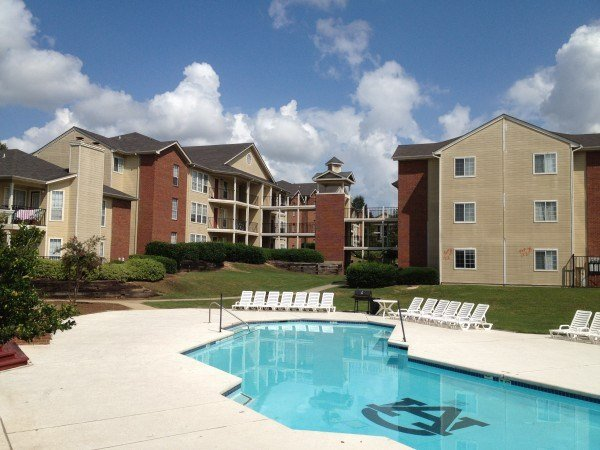 Best One Bedroom Apartments Auburn University Www With Pictures