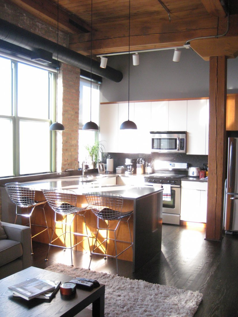 Best Bucktown Condo For Rent 1 Bedroom 1 Bathroom At 1701 N With Pictures