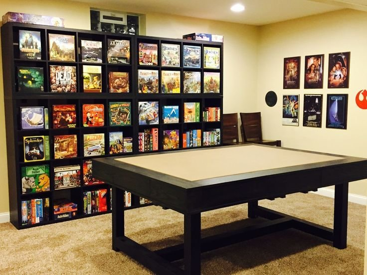 Best 5 Basement Game Room Ideas June 2019 Toolversed With Pictures