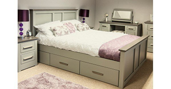 Best Handmade Painted Bedroom Furniture Assembled Bedroom With Pictures