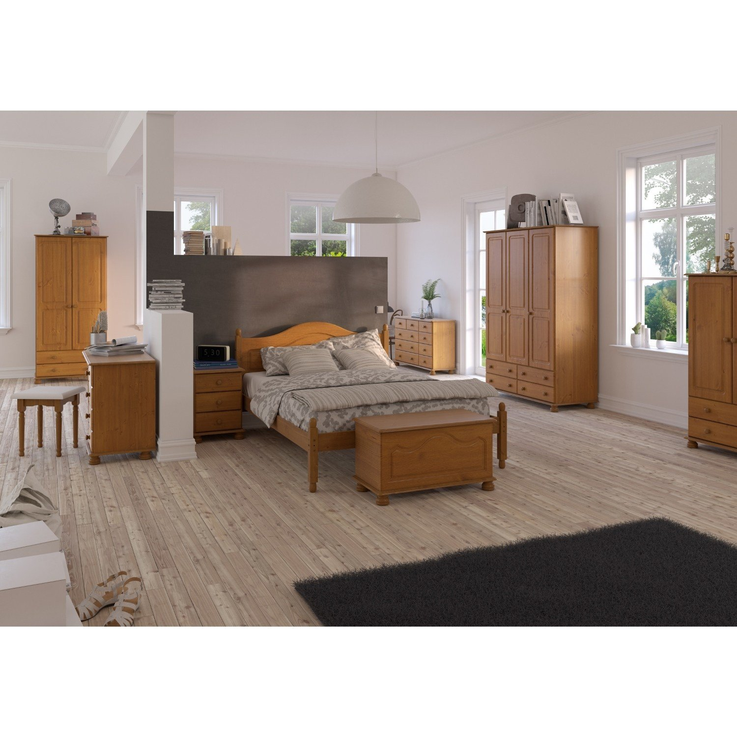 Best Richmond Two Drawer Wardrobe With Pictures